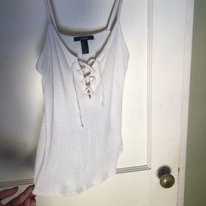 FIVE (5) tank tops size SMALL